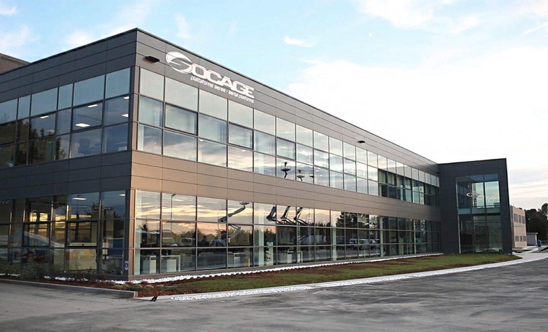 ¡Inauguración de nuevas instalaciones en Carpi! Una nueva y prometedora etapa para Socage