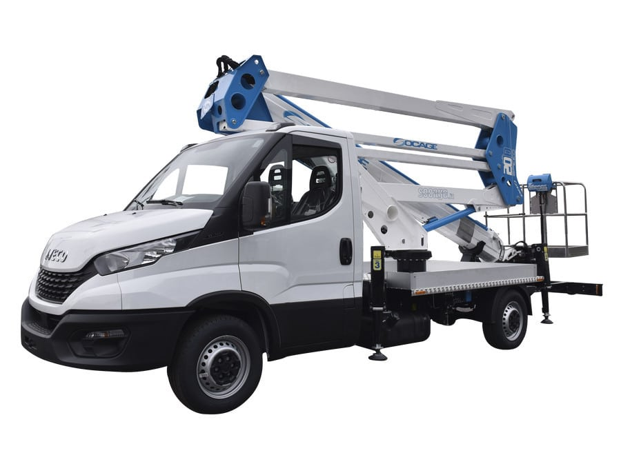 20d socage camion con cesta