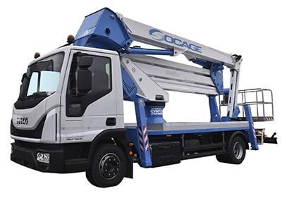 ForSte 32dj speed camion cesta