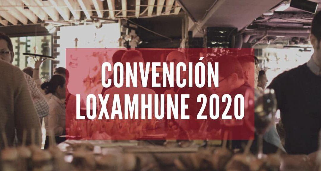 SOCAGE ESTARÁ EN LA CONVENCIÓN LOXAMHUNE DE 2020