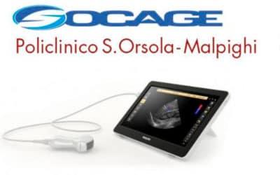 Socage dona un innovador ultrasonidos móvil.