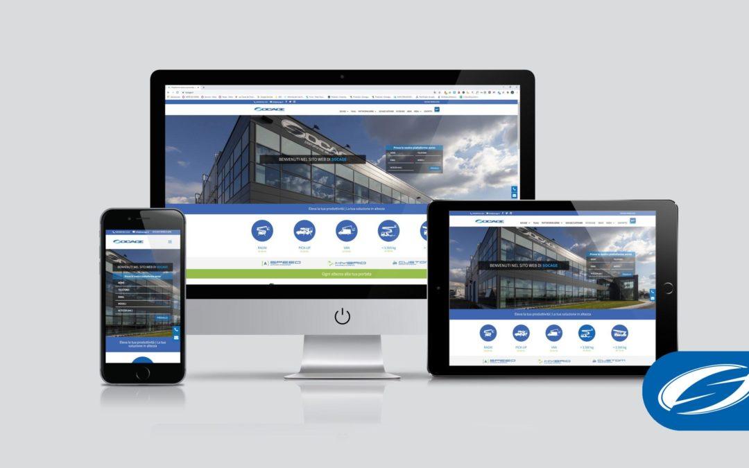 Socage presenta su nueva web